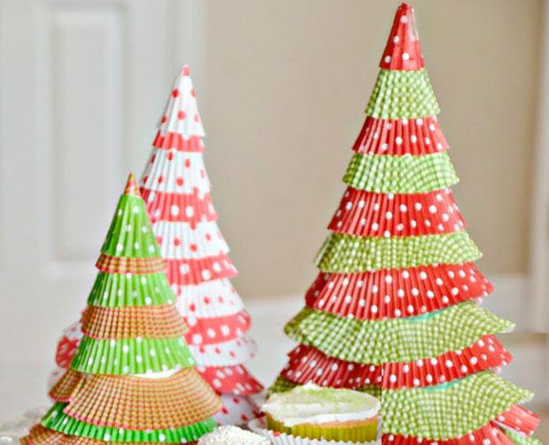 Arbol de navidad casero 3