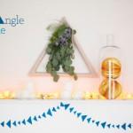 Baby Shower temático: Triángulos