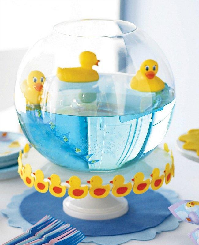 Baby Shower Patitos de goma