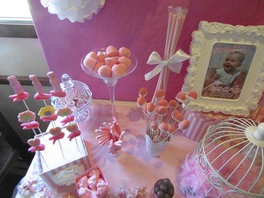 Bautizo Decoracion Fiesta ~ Hoy compartimos la mesa de dulces del Bautizo de Ainara, un ambiente