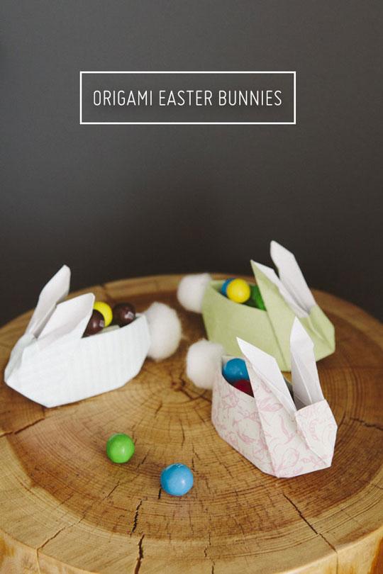 conejo-origami