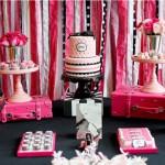 Cumpleaños Barbie pasarela de moda