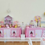 Fiesta temática Casitas de muñecas