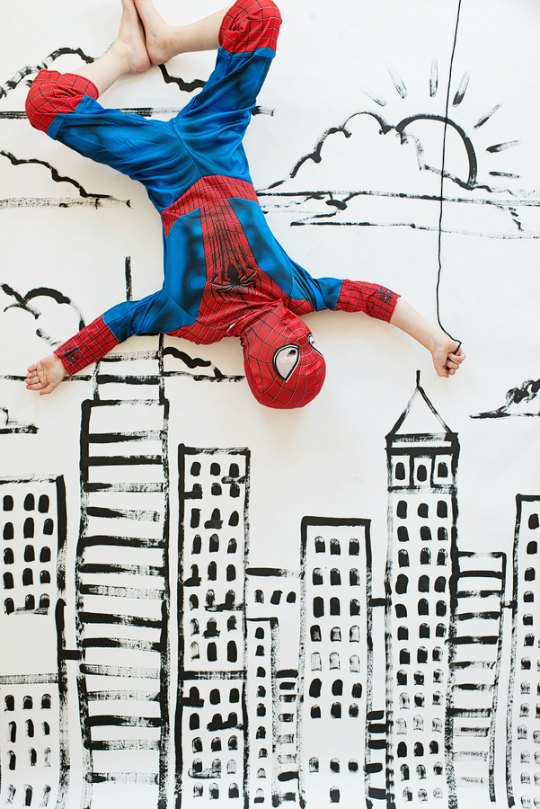cumpleaños-spiderman-2