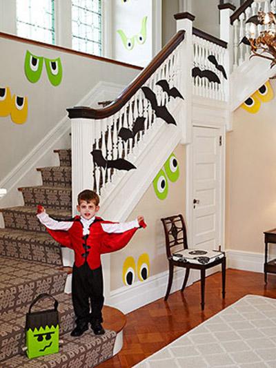 Decoración Halloween Ojos