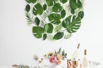 decoracion-pared-hojas-1