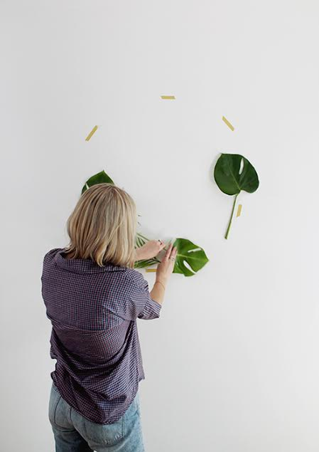 decoracion-pared-hojas-2