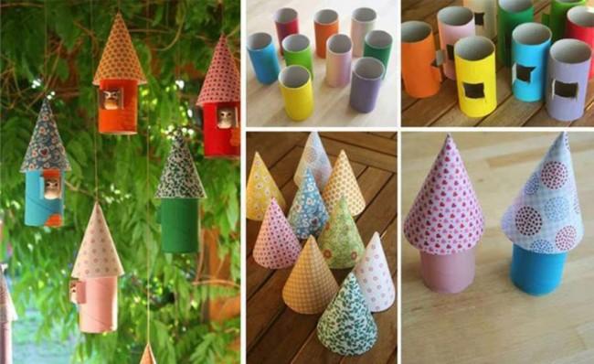 decorar con material reciclado 5