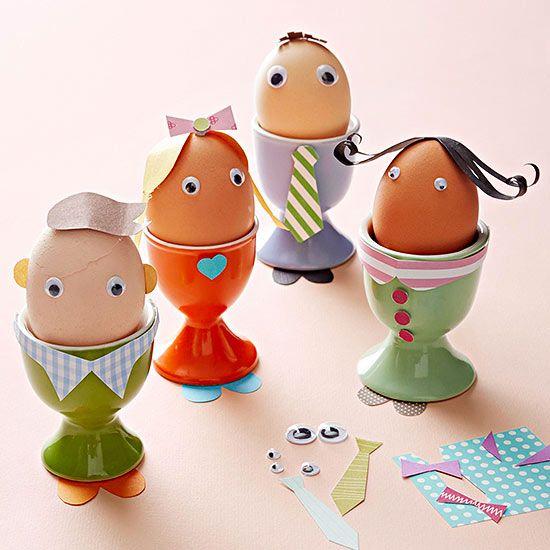 huevos de pascua ideas