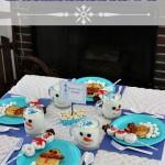 Desayuno Navideño para niños