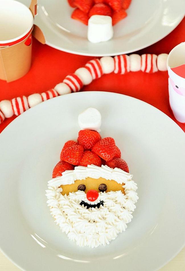 desayuno de Navidad