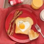 El desayuno perfecto para San Valentín
