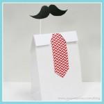 Hazlo tú mismo: bolsa para el Día del Padre