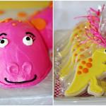 Original Fiesta de Dinosaurios para chicas