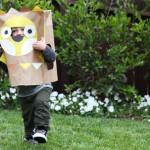 Disfraces infantiles rápidos