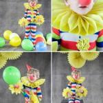 Como hacer un disfraz infantil de payaso
