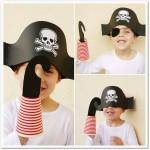 Disfraz rápido de Pirata