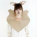 Disfraz creativo: Trofeo de caza