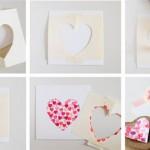 Idea tarjeta San Valentin