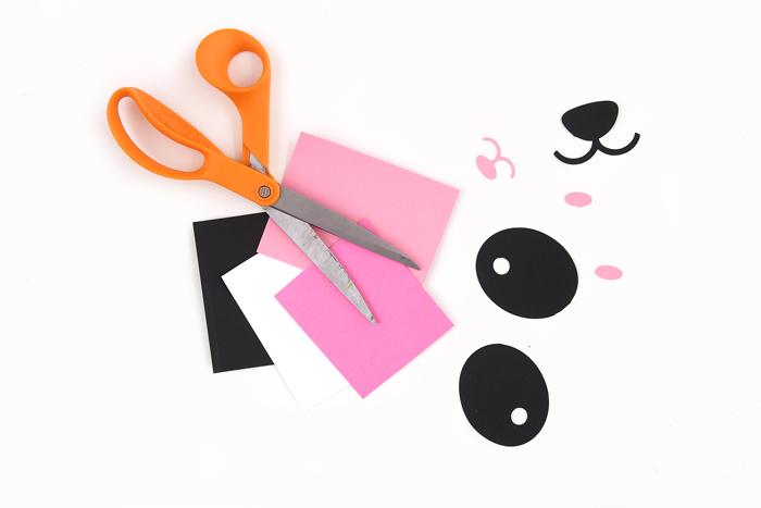 Diseño Panda para tus envoltorios
