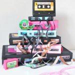 Envoltorios originales: Cintas de Cassette