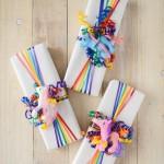 6 Maneras de envolver regalos para niños