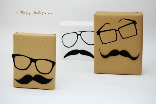 Decorar un regalo para chico, imprimible gratis