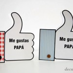 Felicitaciones Día del Padre para imprimir