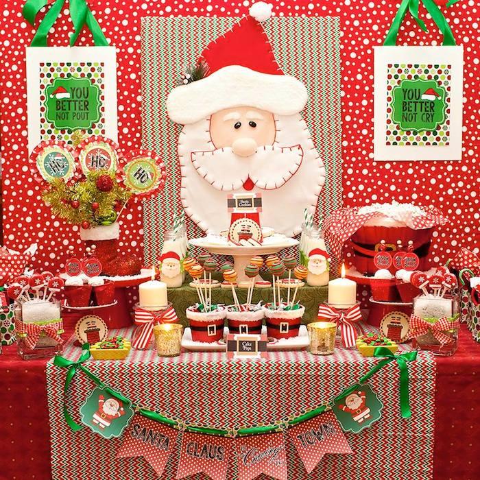 Decoraci n navidad ideas para la decoraci n de navidad - Ideas para una fiesta de navidad ...