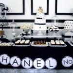 Cumpleaños Chanel número 30
