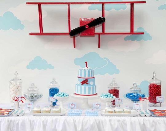 fiesta-cumpleaños-aviones