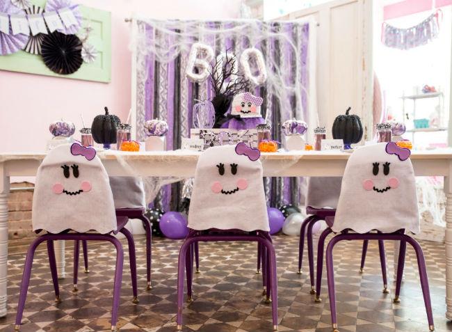 Organizar una fiesta de Halloween para niñas