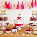 Fiesta infantil Hello Kitty