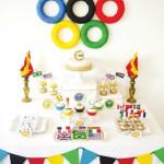 Fiesta temática Juegos Olímpicos