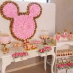 Fiesta elegante de Minnie Mouse