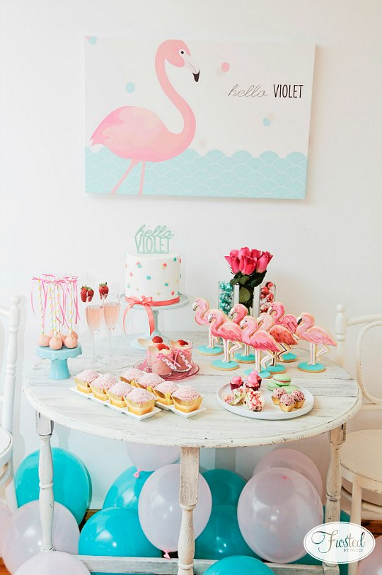Flamingo Party