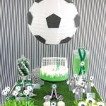 Cumpleaños infantil Fútbol