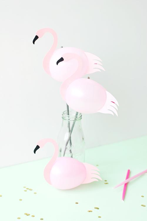 globos-flamencos