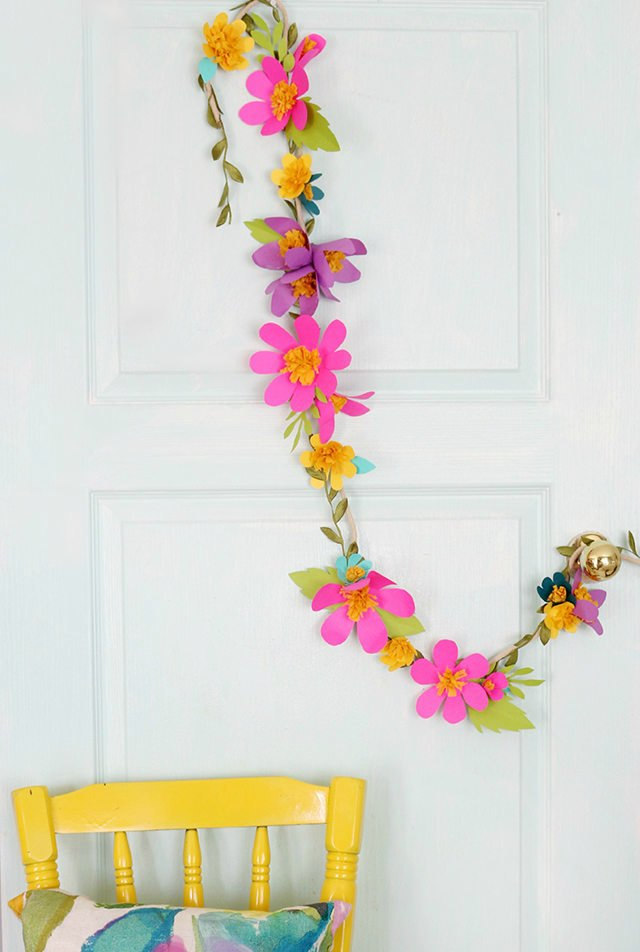 guirnalda-flores-diy
