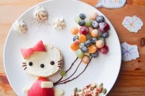 6 Recetas Hello Kitty