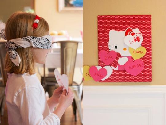 Cumpleaños Hello Kitty, inspiración