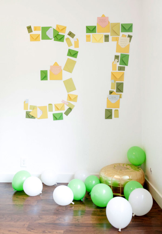 Decoraci n cumplea os adultos ideas decoraci n fiestas - Ideas decoracion cumpleanos ...