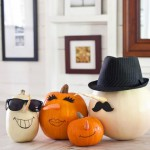 Ideas para decorar calabazas Halloween