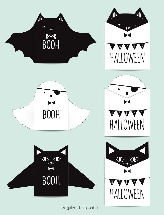 Invitaciones de halloween para imprimir gratis for Decoracion de calabazas manualidades