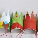 Como hacer coronas para Fiestas de Princesas