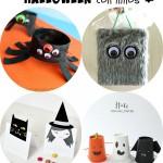 4 Manualidades de Halloween para hacer con niños