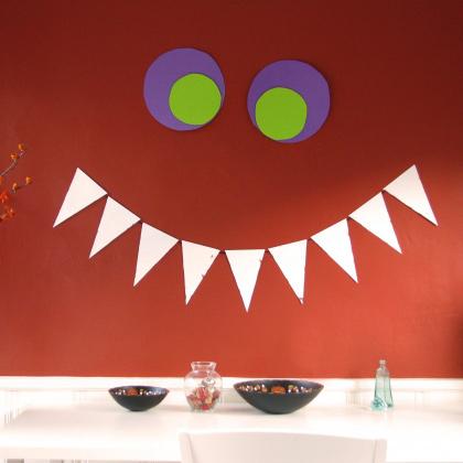 Decoración Halloween para niños