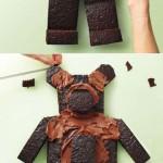 Como hacer un pastel con forma de oso