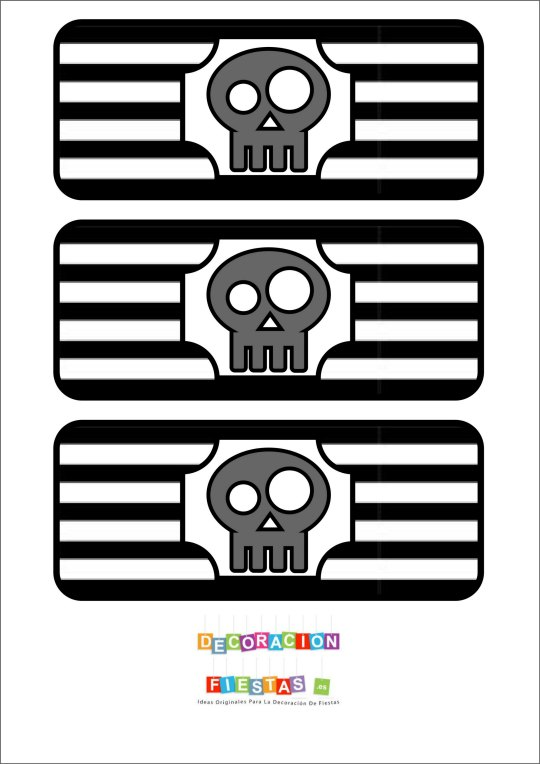 pegatinas piratas grandes