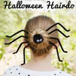 Look Araña ideal para Halloween